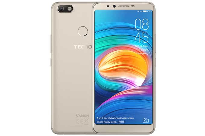 Price of Tecno Camon X Where to Buy