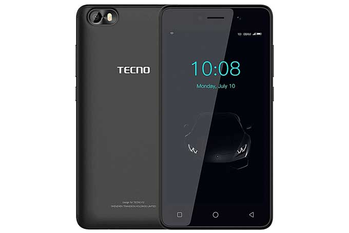 Tecno F2 Smartphone Features