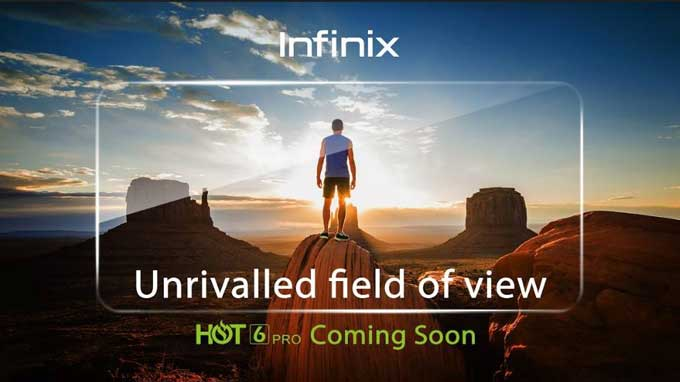 Infinix Hot 6 Pro Design and Price