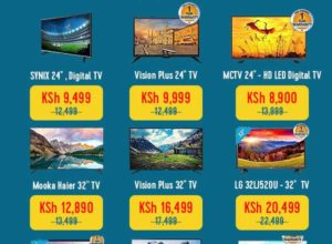 Jumia Kenya TV Mania Deals Offers and Discounts Promotion