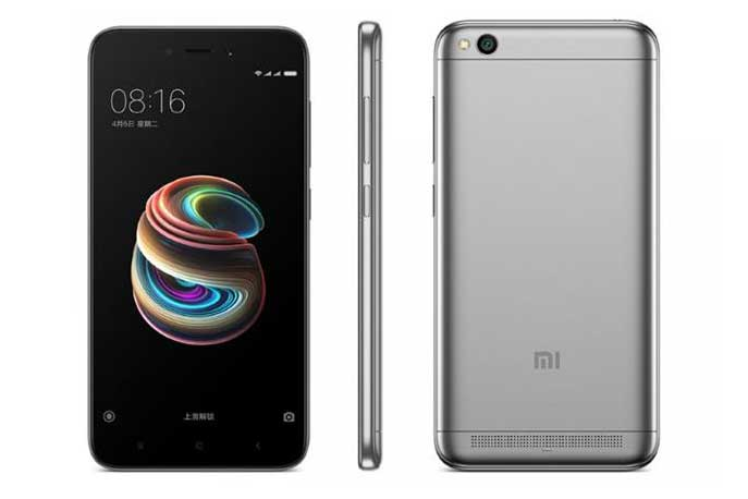 Redmi 5A Mobile by Xiaomi
