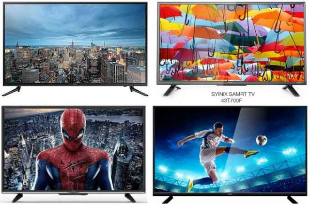 Syinix LED TV Prices in Kenya Jumia