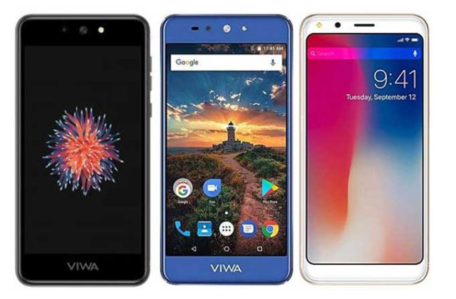 Viwa Phone Price List in Kenya