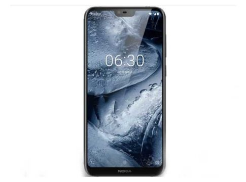 Nokia X6 2018 Smartphone Specifications and Price in Kenya