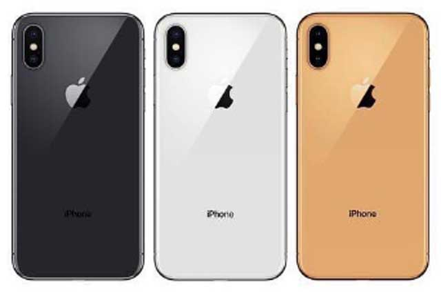 Color Options of iPhone XS Max in Kenya Jumia