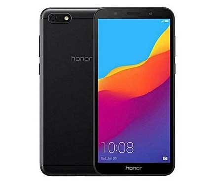 Huawei Honor 7 S 5.45 16GB 2GB-RAM 13MP-Camera 4G (Dual-SIM)-Black