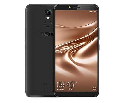 TECNO Pouvoir 2 5000mAh Battery [16GB 2GB RAM] 6.0'' HD 4GLTE Face ID Fingerprint Dual SIM