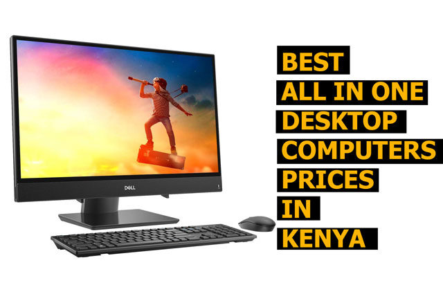 All in One Desktop Computer on Sale and their Prices in Kenya Jumia