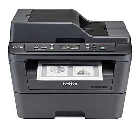 Brother-DCP-L2540DW-Wireless-Monochrome-Compact-Laser-Multi-Function-Printer-Black Jumia