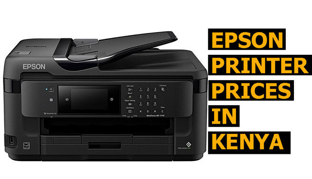 Epson Printer Prices in Kenya