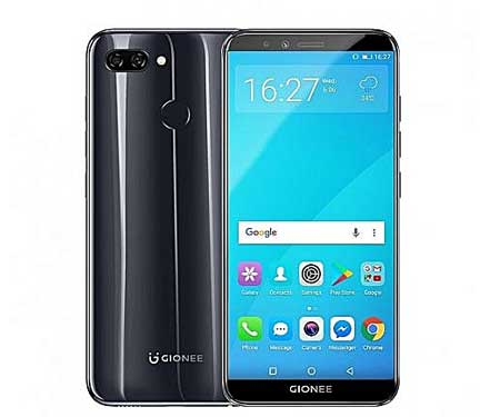 Gionee Smartphones with 4GB RAM and 4G LTE