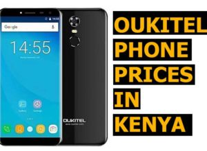 Latest Oukitel Mobile Phones and their Prices in Kenya
