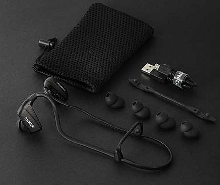Wireless Earphones for Sale in Kenya. Water Resistant and Best for Swimming