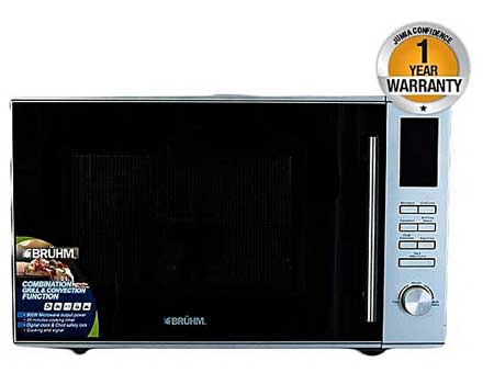 Bruhm-BMO930-Microwave-with-Grill-&-Convection-30-Litres Jumia Kenya Offer
