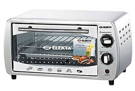 ELEKTA-9L-Electric-Oven-Toaster-Grill-Bake-Broils Kenya Jumia Price List