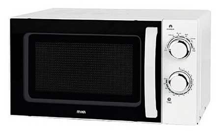 MIKA-6-Power-Level-20L-Microwave-White-manual-control
