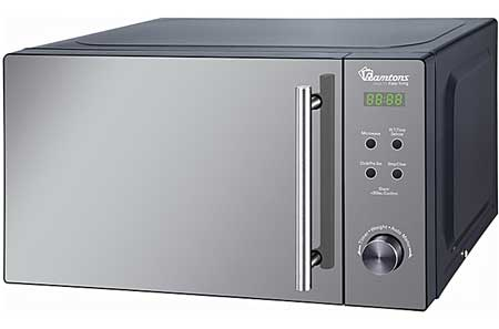 RAMTONS-RM-458-20-Litres-Digital-Glass-Microwave-700W Affordable Price in Kenya