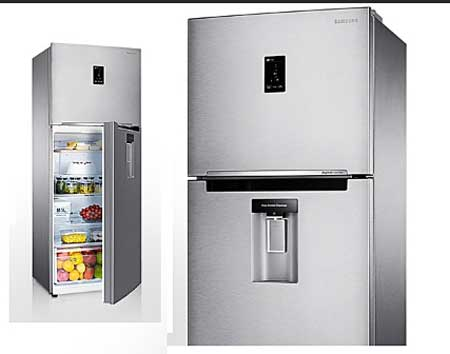 Samsung RT26HAR2DSA-Double Door-Fridge-203-Litres