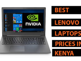 Lenovo Laptops in Kenya and their Prices